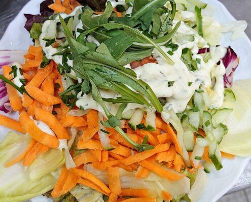 Restaurant Catharinenberg Salat