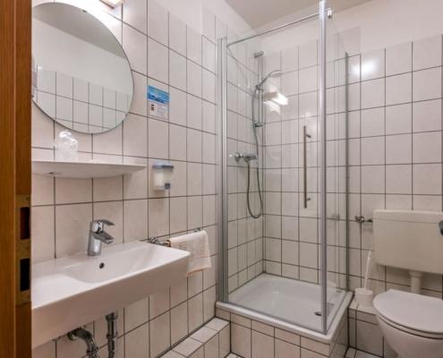 Hotel Catharinenberg Doppelzimmer Bad