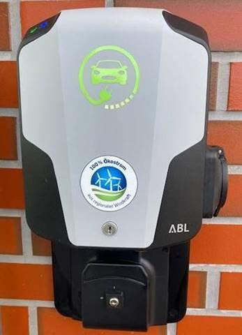 Wallbox Stromfahrer Ladestation